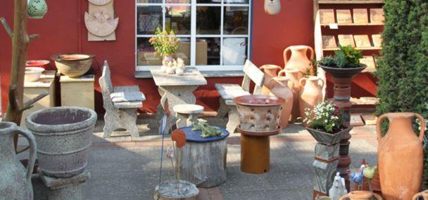 Unser Keramik-Garten